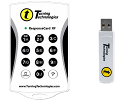 Voting Keypad and receiver