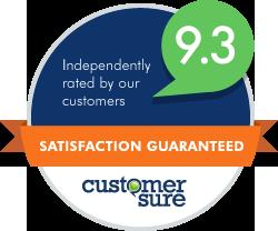 Ubiqus Customer Sure Score