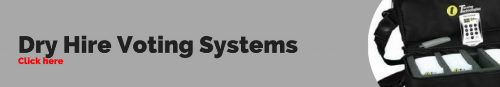 Dry Hire Voting System