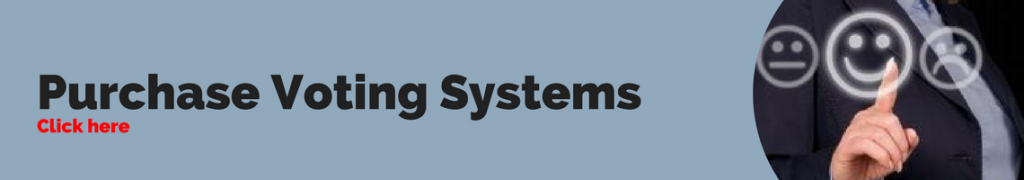 Purchase Voting Systems from Ubiqus